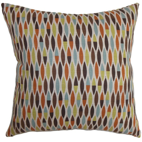 Candie Geometric Throw Pillow Cover