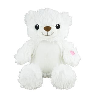 Winfun White 12-inch Light-up Musical Bear https://ak1.ostkcdn.com/images/products/11993358/P18873114.jpg?impolicy=medium