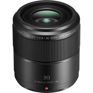 Panasonic LUMIX G MACRO 30mm f/2.8