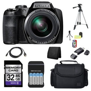 Fujifilm FinePix S9900W 16.2 MP Digital Camera Bundle