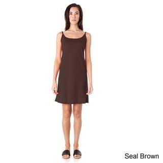 AtoZ Cotton Slip Dress