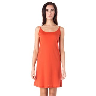 AtoZ Cotton Slip Dress