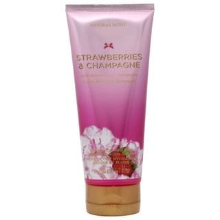 Victoria's Secret Strawberries and Champagne Women's 6.7-ounce Body Cream
