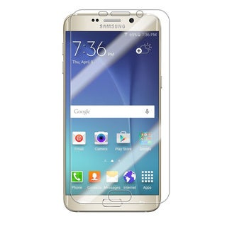 IPM Samsung Galaxy S6 Edge Tempered Glass Clear Screen Protector