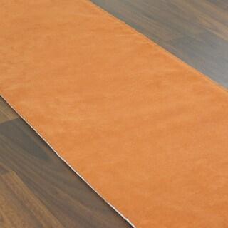Slam Dunk Tangerine Polyester 12.5-inch x 72-inch Runner
