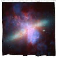 Sharp Shirter M82 Shower Curtain