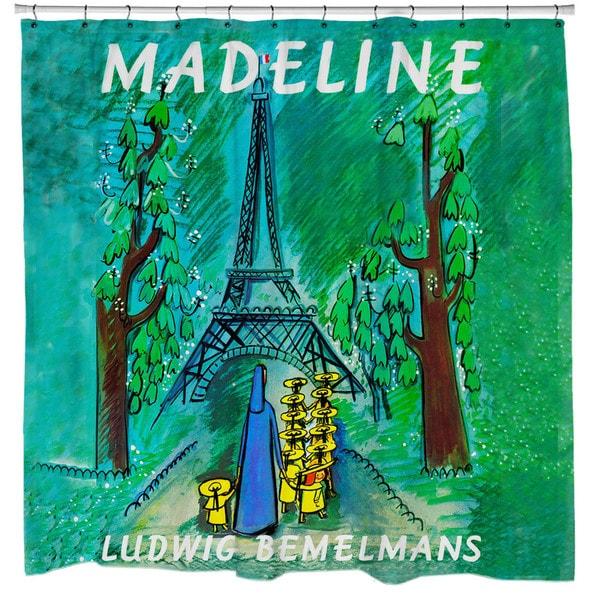 Sharp Shirter Madeline Shower Curtain