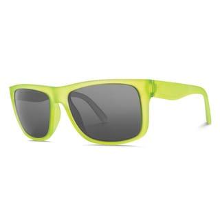 Electric Swingarm Men's/ Unisex Rectangular Sunglasses (Option: Green)