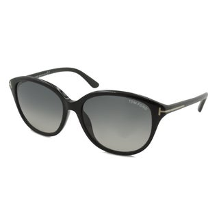 Tom Ford Women's TF0329 Karmen Rectangular Sunglasses