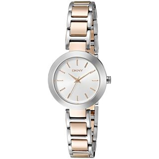 DKNY Women's NY2402 'Stanhope' Two-Tone Stainless Steel Watch
