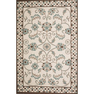 Christopher Knight Home Roxanne Charlotte Indoor/Outdoor Multi Rug (5' x 8')