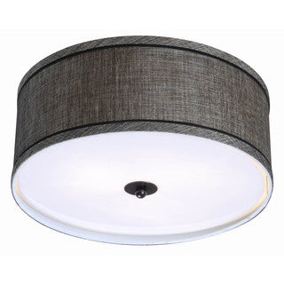 Copper Grove Lassen 2-light Flush Mount