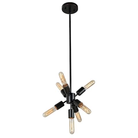 Electrode 7 Light Mini Chandelier