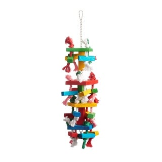 Prevue Pet Products 60960 Bodacious Bites Tower Bird Toy