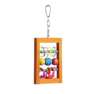 Prevue Pet Products Bodacious Bites Abacus Bird Toy