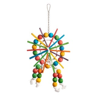 Prevue Pet Products Bodacious Bites Ferris Wheel Bird Toy