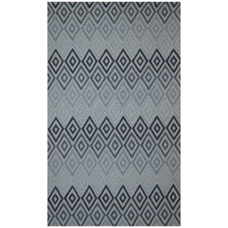 Aurelle Home Moroc Hand Tufted Rug (8' x 10')