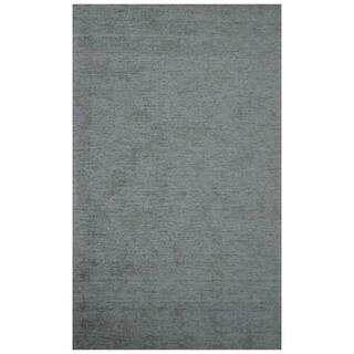 Aurelle Home Grey Hand Tufted Rug (5' x 8')