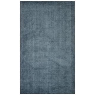 Aurelle Home Modern Hand Tufted Rug (5' x 8')