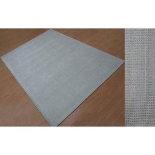 Aurelle Home Earth Hand Tufted Rug (5' x 8')