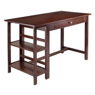 Winsome Velda Home Office 2-shelf Writing Desk