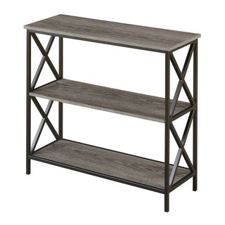 The Gray Barn Pitchfork Electric Flip-top End Table