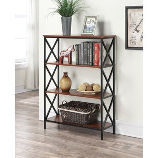 Convenience Concepts Tucson 4-tier Bookcase