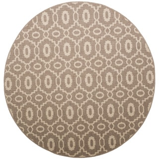Christopher Knight Home Roxanne Malina Indoor/Outdoor Rug (7' Round)