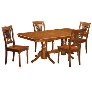 NAPL5-SBR 4-chair 5-piece Dining Room Set|https://ak1.ostkcdn.com/images/products/11996593/P18875842.jpg?impolicy=medium