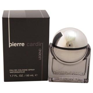 Pierre Cardin Legend Men's 1.7-ounce Eau de Cologne Spray