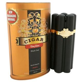 Remy Latour Cigar Black Oud Men's 3.3-ounce Eau de Toilette Spray