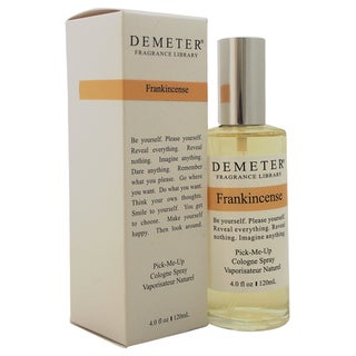 Demeter Frankincense Unisex 4-ounce Cologne Spray