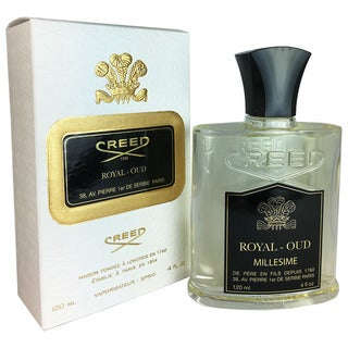 Creed Royal Oud 4-ounce Millesime Spray