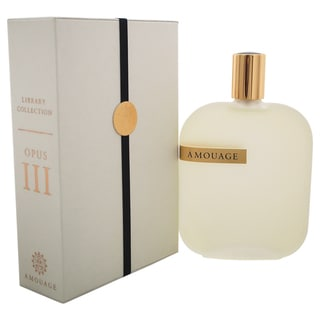 Amouage Library Collection Opus III 3.4-ounce Eau de Parfum Spray