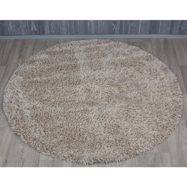 Shop Shaw Bling Collection Super Shag Oversized Area Rug