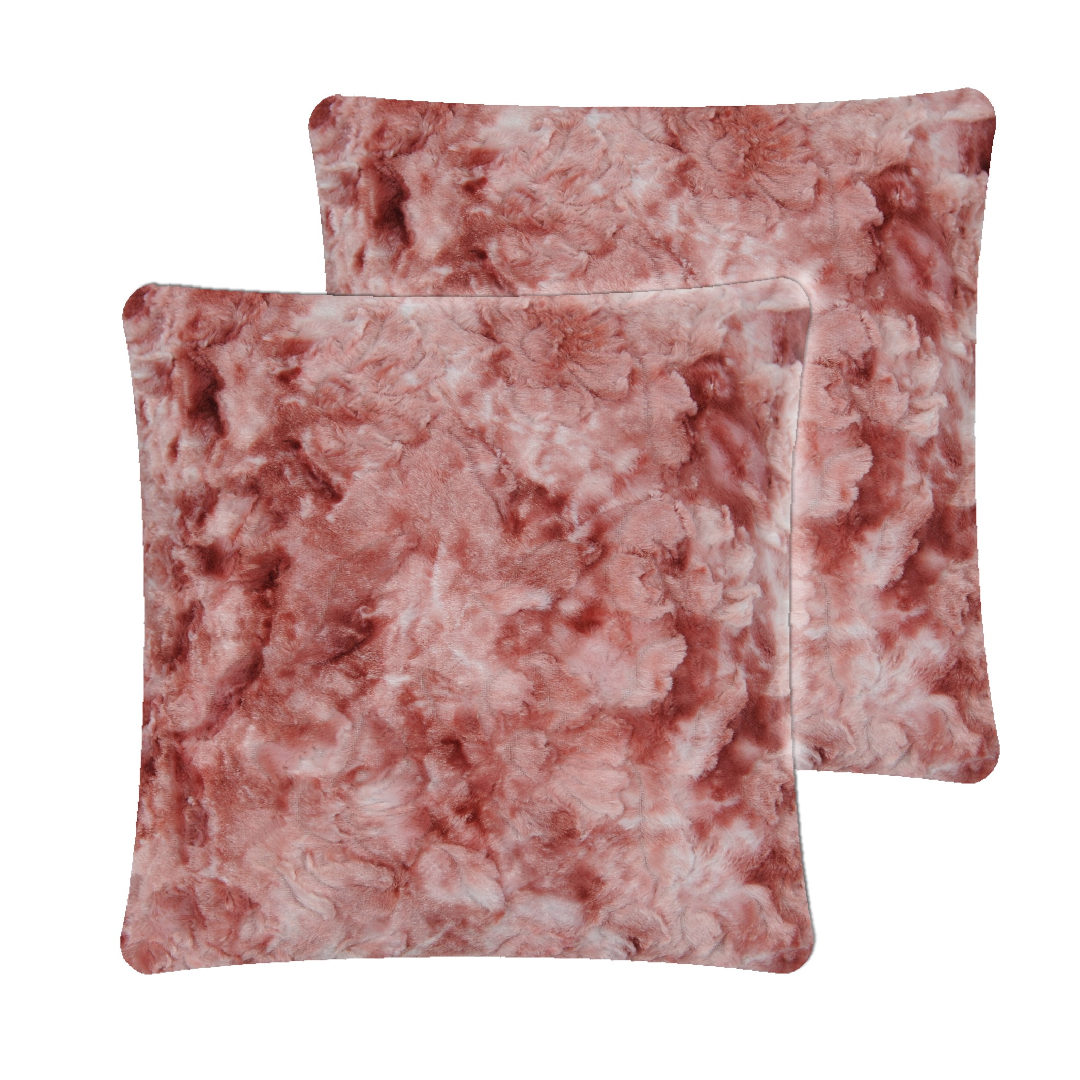 Orient Anna Ricci Brushed Floral Throw Pillow Covers (Set...