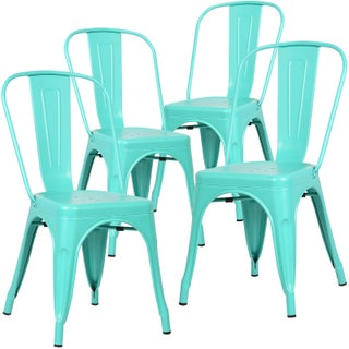 Poly and Bark Trattoria Dining Side Chair (Set of 4)