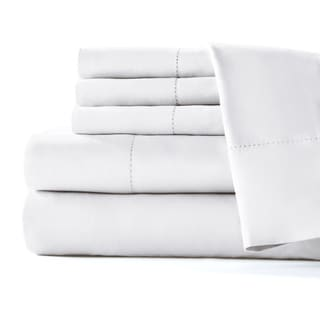 Home Fashion Designs Hotel Collection 500 Thread Count 100-percent Cotton 6-Piece Sheet Set
