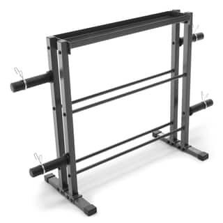 Metal Weights Combo Storage Rack|https://ak1.ostkcdn.com/images/products/11997188/P18876317.jpg?impolicy=medium