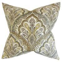 Xanthipe Paisley Throw Pillow Cover