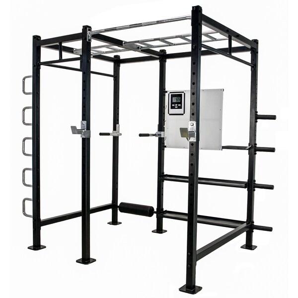 Shop Steelbody Heavy Duty Fitness Rack Free Shipping