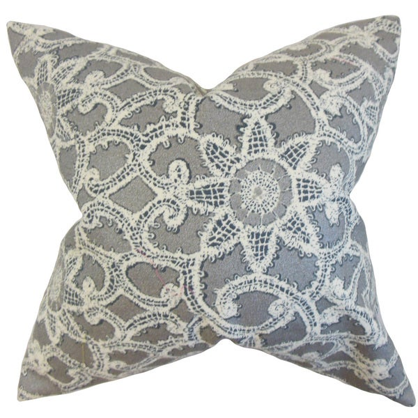 Brinley Geometric Throw Pillow Cover