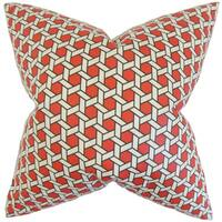 Sorell Geometric Throw Pillow Cover