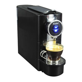 Barsetto Black Espresso Machine with 20-pack of Sampler Pods