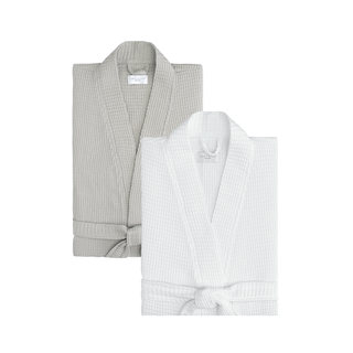 Unisex Cotton Kimono Robe (Option: Xl (16))