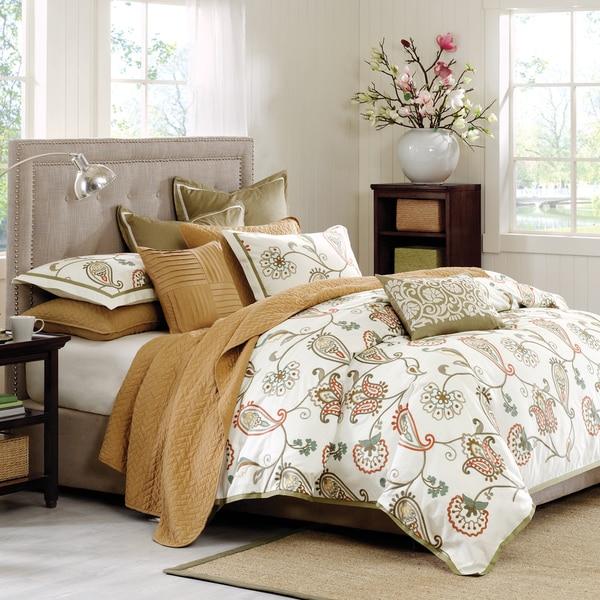 Shop Hampton Hill Drayton Multi Cotton Comforter Set