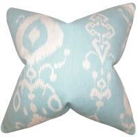 Katti Ikat Throw Pillow Cover