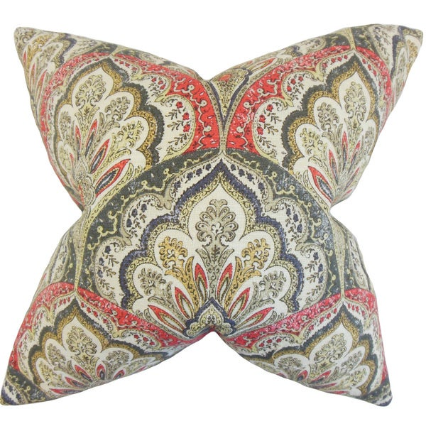 Xanthipe Paisley Throw Pillow Cover