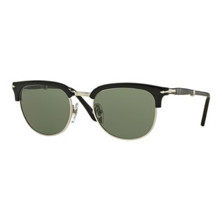 Persol Men's PO3132S 95/31 Black Plastic Phantos Sunglasses