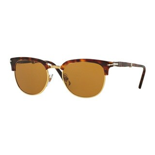 Persol Men's PO3132S 24/33 Havana Plastic Phantos Sunglasses